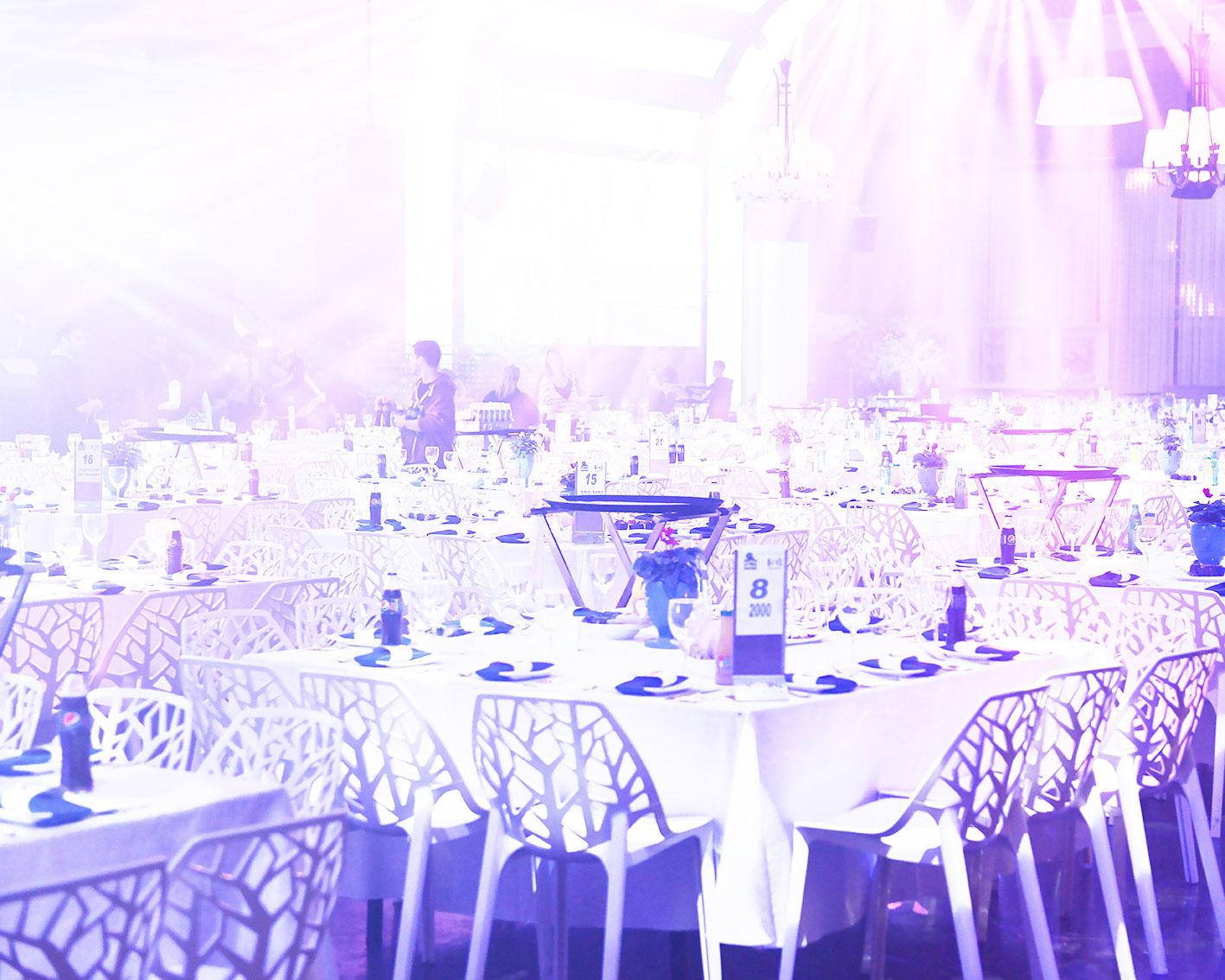 אחוזת סנדרין ארוע המוני 1000 איש